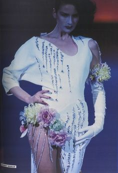Thierry Mugler collection, 1988