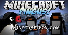 Pingus Mod Minecraft 1.6.2   Minecraft EON