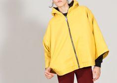 jacket frav_carin in yellow
