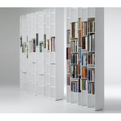 MDF Italia Random Bookcase to display nik-naks in bedroom?