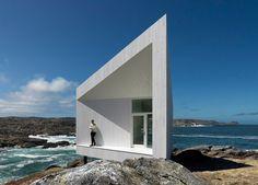 Fogo Island, Squish Studio   Saunders Architecture