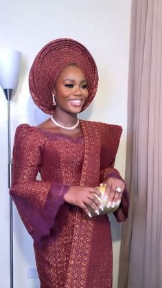 Nigerian Outfits, Nigerian Dress, Nigerian Lace Styles Dress, African Fashion Designers, African Fashion Ankara, Latest African Fashion Dresses, African Dresses For Kids, African Print Dresses, African Dress Designs