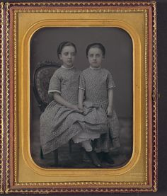 Sinister sisters  1857