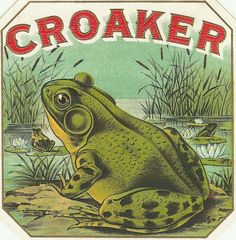 Cards Scrapbooking and Art: Freebies: Vintage Animals Frogs