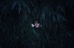 https://flic.kr/p/FhqmNT | Hide and Seek | Model: Giulia B.  Facebook