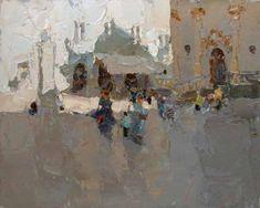 Daniil Volkov - On the Square