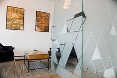 glass partition idea