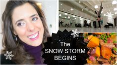 Eric rocks in ballet, plus ... Snow Storm Begins & Wholly Shift Phone Edition! (11 Feb 2015)