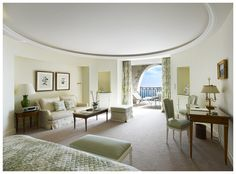 The Chateau Saint-Martin & Spa: for an exceptional well-being experience - via www.themilliardaire.co