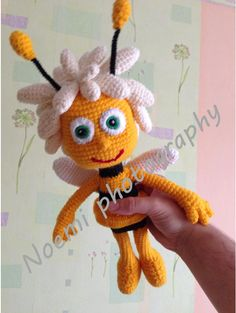 The second Maya the bee.