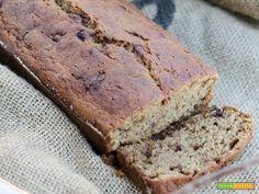 Banana bread (SENZA GLUTINE)  #ricette #food #recipes