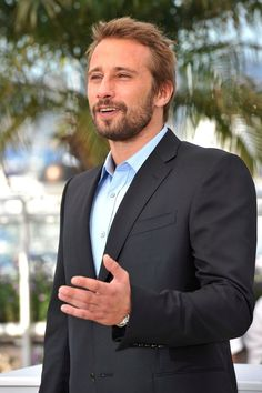 Matthias Schoenaerts is a new obsession for me. Belgium hunk was superb in Far from the Madding Crowd.