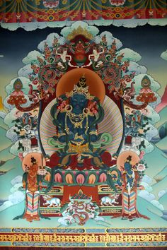 Lord Dorje Chang