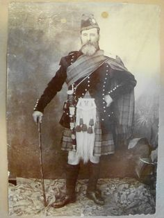 """https://flic.kr/p/6uG8u9   Archibald McKinnon   Archibald McKinnon (1845-1936) taken by an intinerent photographer at his home in the Australian bush. Arch McKinnon was born in the parish of Duirinish on the Isle of Skye, Scotland, around the year 1845. He came to the Colony of Victoria with his parents and sisters on the ship """"Star of the South"""" in 1857."""