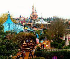 Disneyland Paris next year !!