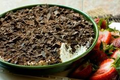 Tiramisu dip... I might have to make this for a potluck!