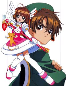 Pink Space Cadet Costume Cardcaptor Sakura Chapter 02 and 04 Jester Costume, Alice Costume, Witch Costumes, Cat Costumes, Cardcaptor Sakura, Sakura Card Captor, Syaoran, Sakura Sakura, Green Arrow Costume