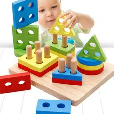 Get These Montessori toys for 4 year old by clicking the photo 👼 toddlers babies 1 y#montessori toys 10 months #montessori toys vs plastic #montessori toys for 4-5 year olds #montessori toys 4 months #montessori learning toys for toddlers #montessori toys 2-3 years Montessori Materials, Montessori Toys, Baby Toys 6 Months, Learning Toys For Toddlers, Shape Games, Educational Baby Toys, Toys For 1 Year Old, Kids Wood, Toys Online