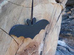 Ready to ship! Set of 5. Details A fantastic hand crafted MDF set of 5 bats. The size of the bat is approx. 3.35 X 1.57. Made from 1/8 (3mm) MDF. Between the ears each bat has a hole for rope. You can hang bats in the house to decorate the room or decorate patio and outdoor for a special mood in Halloween. Each product is painted with acrylic paints on 2 sides and covered with acrylic lacquer. If you are interested in unpainted blanks, we will gladly produce them for you. Also a set o...