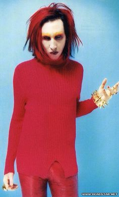 Marilyn Manson - Mechanical Animals era