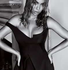 Beyonce in the Vogue September 2015 issue