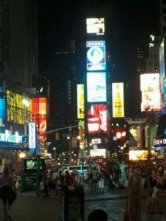 La mejor ciudad del mundo! NYC