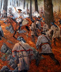 Why It Matters–The Battle of Kings Mountain–Beth Trissel | Early ...