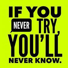 So try!