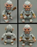 Loyal Subjects General Sno-Beast (Masters of the Universe) Custom Action Figure
