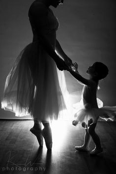 Dancing with Mom