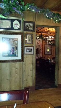Photo of Patti's Settlement - Grand Rivers, KY, United States. The inside. Patti's 1880's Settlement, Beautiful Dining Rooms, Rivers, Liquor Cabinet, United States, The Unit, Home Decor, Decoration Home, Room Decor