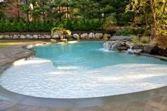 Inground Swimming Pool Designs | ... swimming pools landscape architect custom pool designs nj bergen
