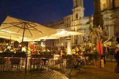 Italian Bar, Best Italian Restaurants, Italian Lifestyle, Piazza Navona, Visit Italy, Spaces, World, Travel, Rome