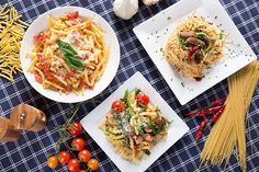 Jednoduché tipy na těstoviny? Tyhle zvládne každý a přitom chutnají jako z italské restaurace!