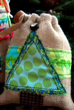 lots of burlap ideas and more