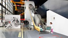 NEW-LOOK SWISS EXHIBIT AT THE SWISS MUSEUM OF TRANSPORT designed and produced by AROMA