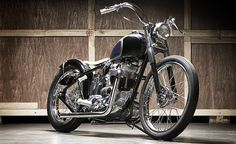 Moon Machine by The Factory Metal Works / Custom Triumph