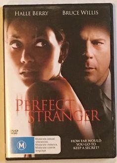 Perfect Stranger DVD