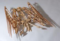David Bynoe - Kinetic Sculpture, Kayaks and Graphic Design.