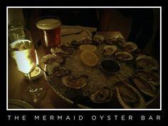 The Mermaid Oyster Bar - 79 MacDougal St New York, NY 10012 Greenwich Village