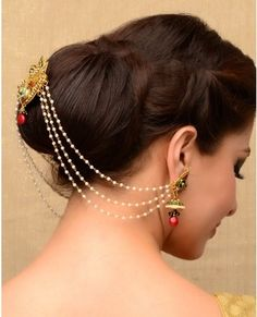 Add a host of ancestral jewellery to your bridal trousseau treasure.