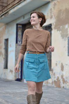 Rosari Skirt by Pauline Alice