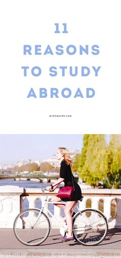 Every college student should study abroad. Here's why.