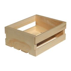 Crates and Pallet small crate is available at The Home Depot - http://thd.co/1Gf75kI