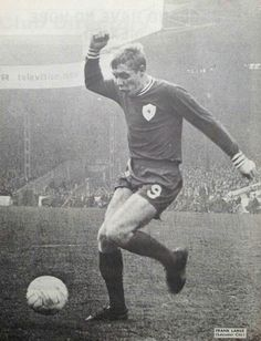 Frank Large of Leicester City in Leicester, 1960s, Football, Baseball Cards, Concert, City, Sports, Soccer, Hs Sports