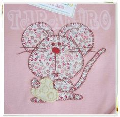 Ratinho patchwork