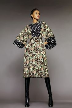The Print and Fabric Mixer: Duro Olowu | African Prints in Fashion