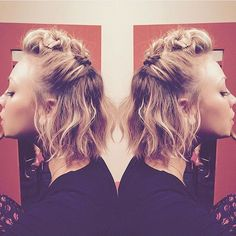We'd Tap That: 10 of the Best Celebrity Hair Looks on Instagram This Week via Brit + Co.