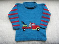 Knitting For Kids, Sweaters, Cardigans, Pullover, Uld, Barn, Fashion, Tractor, Moda