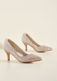 df2fcdf3c9dc You thought these sparkly heels would be the perfect addition to your  ensemble